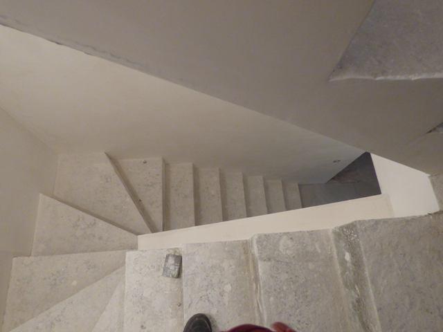 строительство лестниц в частных домах